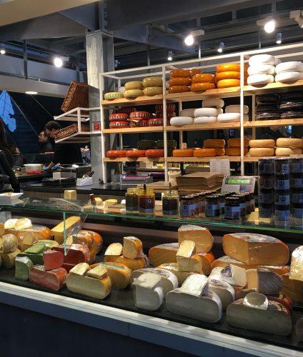 мебель для выкладки сыра