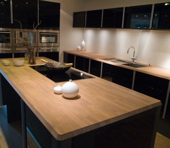 Кухня стиль модерн