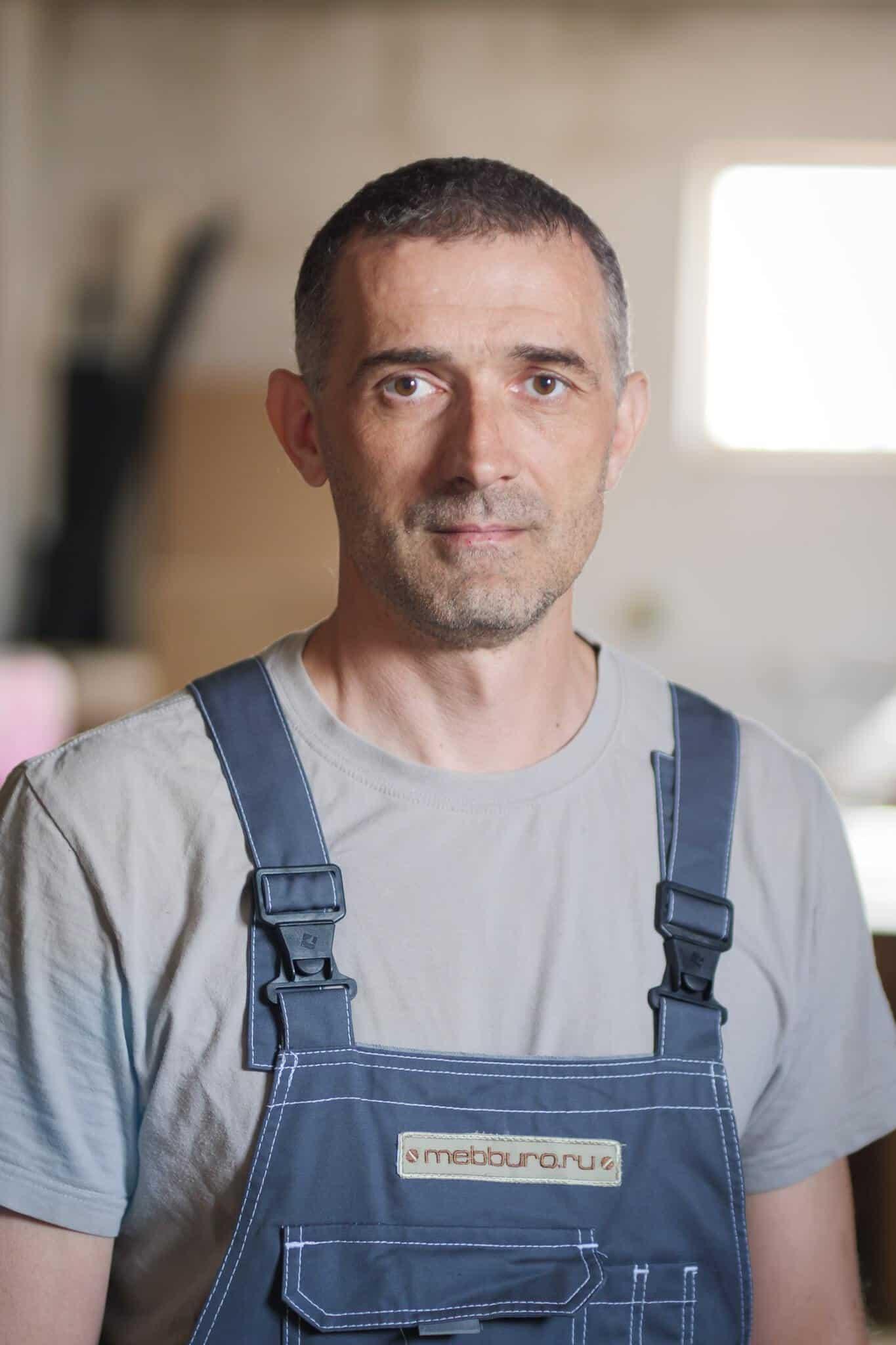 Сергей Молчанов