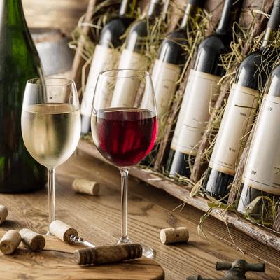 Торговая мебель для вина