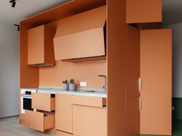 Кухонный модуль для ЖК «Маяковский»